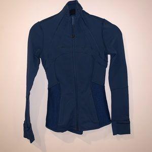 Lululemon Navy zip sweater